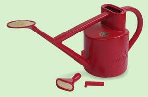 Haws 6-litre Red Practican Watering Can