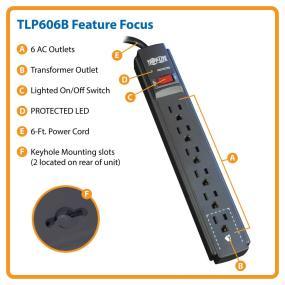 TLP606B Feature Focus