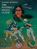 Eastern Michigan University Hurons Football 1988 Media Guide deals and discounts