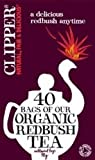 Clipper - Redbush Tea Organic - 40 Bags