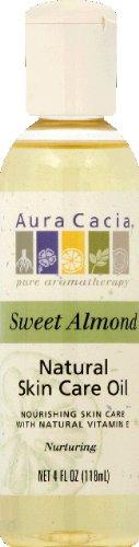 Aura Cacia Natural Skin Care Oil Sweet Almond