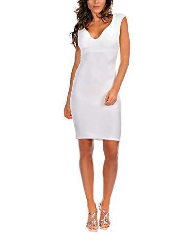 Anouska Kleid Ines weiß