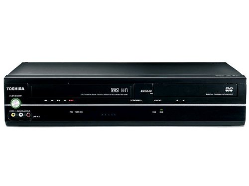 Review Of Toshiba SD-V296 Tunerless DVD VCR Combo