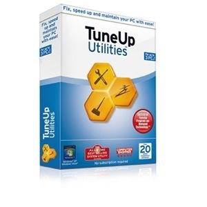 TuneUp Utilities Software