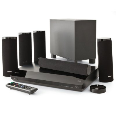 .: Sony BDV-T58 3D Blu-ray Disc/DVD Home Theatre System