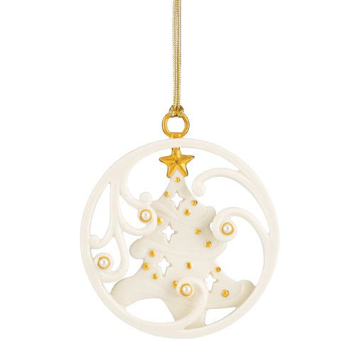 Lenox Tree Winter Wonderland Ornament