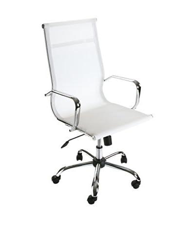 Mimma Schreibtischstuhl Weiß  one size