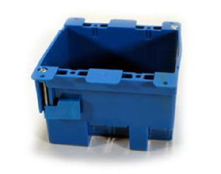 New Carlon B225r-Upc Deep Double Gang Pvc Old Work Electrical Box