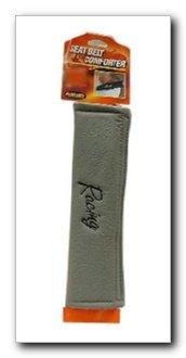 Allison - Racing Seat Belt Comforter, Gray (54-1517)