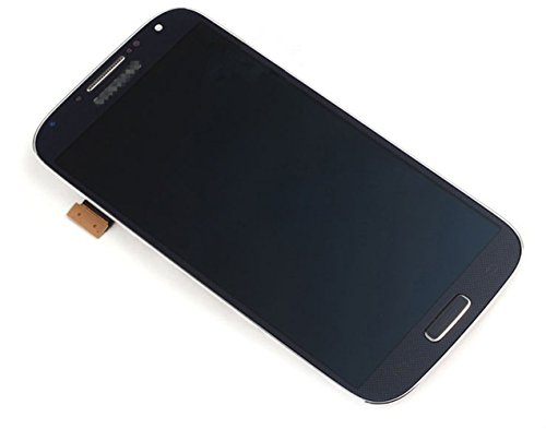 Syhoo New Oem Samsung Galaxy S4 Iv I9505 Lcd Display Touch Screen Digitizer Assembly With Frame (Black) Only Compatible With Following Gsm Models - I9505