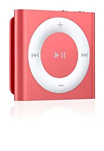 Apple iPod shuffle 2GB (4 gen. 2012) - Reproductor de MP3 (2 GB de capacidad) color rosa [importado]