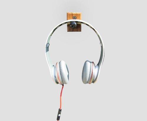 Premium Headphone Holder (Made In The Usa)