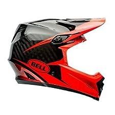 Bell 2015 Full-9 Full Face BMX Helmet (Infrared Intake - M)