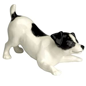 Jack Russell Pup (Black & White)