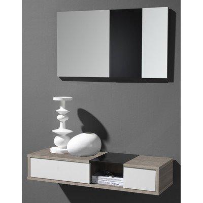 Garderoben-Set Farbe: Eco / Weiß