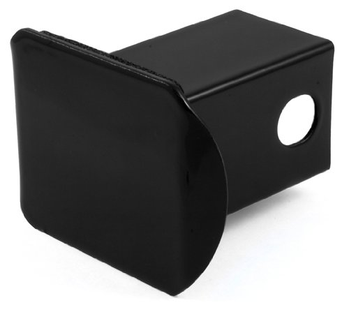 Lowest Prices! CURT Manufacturing 22750 2 In. Black Steel Tube Cover