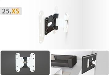 exelium xflat 25xs tv wandhalterung 112mm f r panasonic sony samsung lg und toshiba. Black Bedroom Furniture Sets. Home Design Ideas
