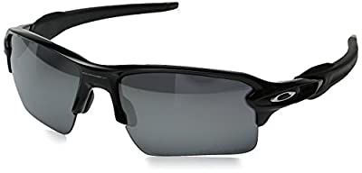 Oakley Men's Flak 2.0 XL OO9188-10 Rectangular Sunglasses