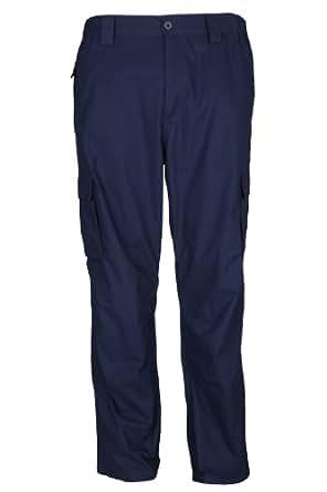 Mountain Warehouse Trek Mens Lightweight Quick Drying Sporty Hiking Walking Short Trousers Navy 28