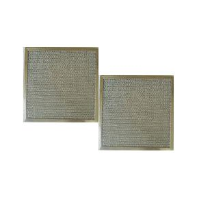 2 PACK PS2076846 AP4089729 Maytag Range Hood Downdraft and Jenn Air Aluminum Grease Filter Replacements by Air Filter Factory (Jennair Range Grease Filter compare prices)