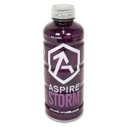 ASPIRE Sports Drink -20 Oz- (Grape) (24 pack) (Pantry Grape Juice compare prices)