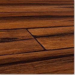 Bamboo Barn Plank Strand Woven Collection Distressed Gibson Hand Bru