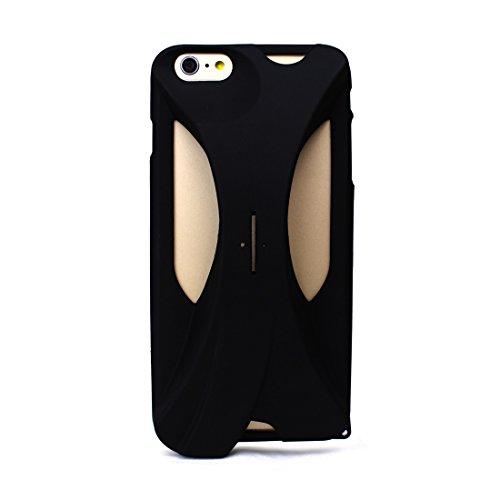 【日本正規代理店品】 Fantastick Sound Amp ブラック for iPhone 6 Plus I6P06-14D413-01