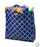 Rume Eco Friendly Regular Size Reusable Bag Tote-Blue Hampton