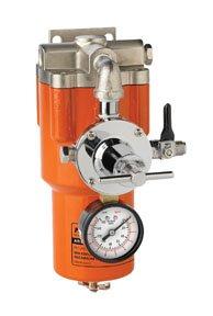 FinishLine 80 CFM Air Line Filter Unit with 50 CFM Regulator (Pack of 2)