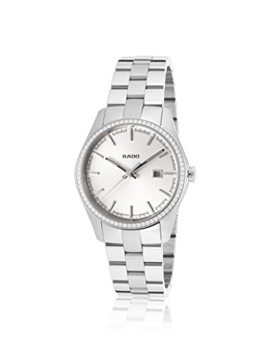 Rado Women's Diamond Stainless Steel Watch