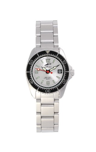 Chris Benz One Lady CBL-SI-SW-MB Women's Diving Watch