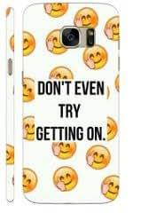 KALAKAAR Printed Back Cover for Samsung Galaxy S6 Edge,Hard,HD Matte Quality,Lifetime Print Warrenty