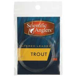 Scientific Anglers Mastery Series Freshwater Leader  Trout / Panfish