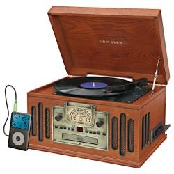 Retro Wooden Turntables