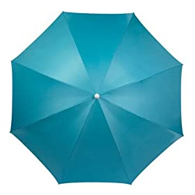 Ace Rio Chairs UB884-ACE Beach Umbrella Nylon 6' Random Solid Color