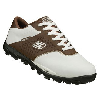 2014-skechers-go-golf-leggero-spikeless-scarpe-da-golf-impermeabile-white-brown-115-uk-eur-46-us-125