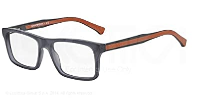 Armani Glasses Frames Boots : Amazon.com: Emporio Armani EA3002 Eyeglasses-5215 Matte ...