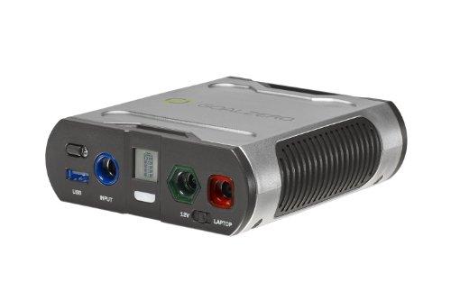 Goal Zero 11004 Sherpa 50  Silver Portable Recharger