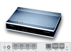 Lancom T-Systems Business LAN R800+ ADSL/ISDN Router