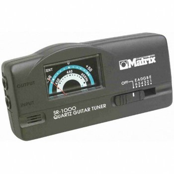 Matrix SR1000 Quarts Tuner Tuner
