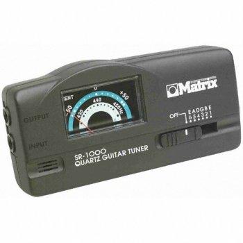 Matrix SR1000 Quarts Tuner Tuner