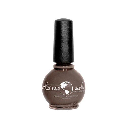 Color Me Earth Nail Polish--Clay--Grey Purple, Vegan, 0.65 fl.oz (Color Me Nail Polish compare prices)