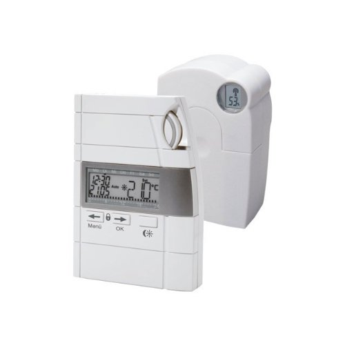 EQ3 76787 HomeMatic Set Funk-Wandthermostat