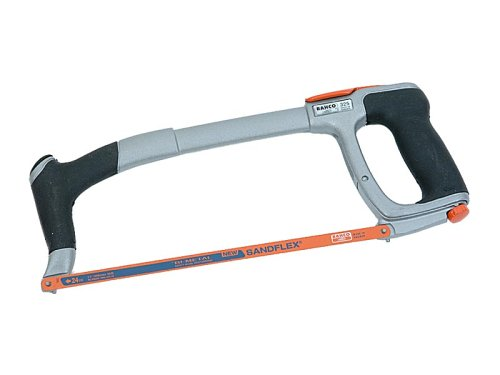 Bahco 325 Ergo Hand Hacksaw 12 Inch Aluminium Frame Mary
