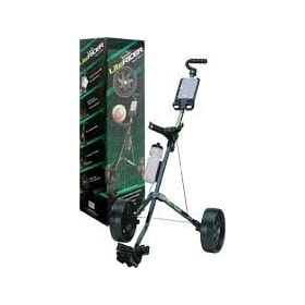 "INTECH LiteRider Cart (10"" wheels, steel frame)"