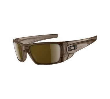 Oakley Sunglass Fuel Cell Polished Brown Smoke w/Dark Bronze 9096-02