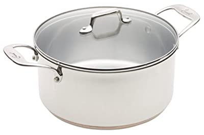 Emeril Stainless 6-Quart Stock Pot