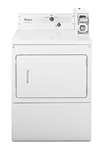 Whirlpool Coin-Op Single Dryer CGM2743BQ