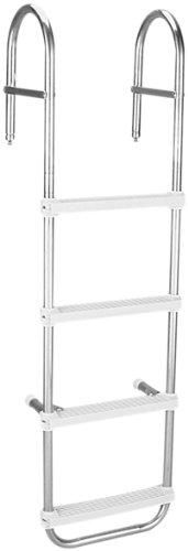 Garelick/EEz-In 10049:01 Marine Latch Type Boarding Ladder