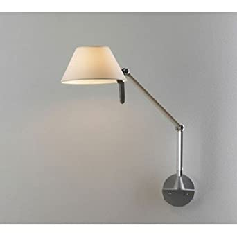 petite wall lamp mounting type pin up mount finish. Black Bedroom Furniture Sets. Home Design Ideas